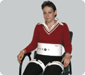 7260  / Chair Belt with Thigh Straps